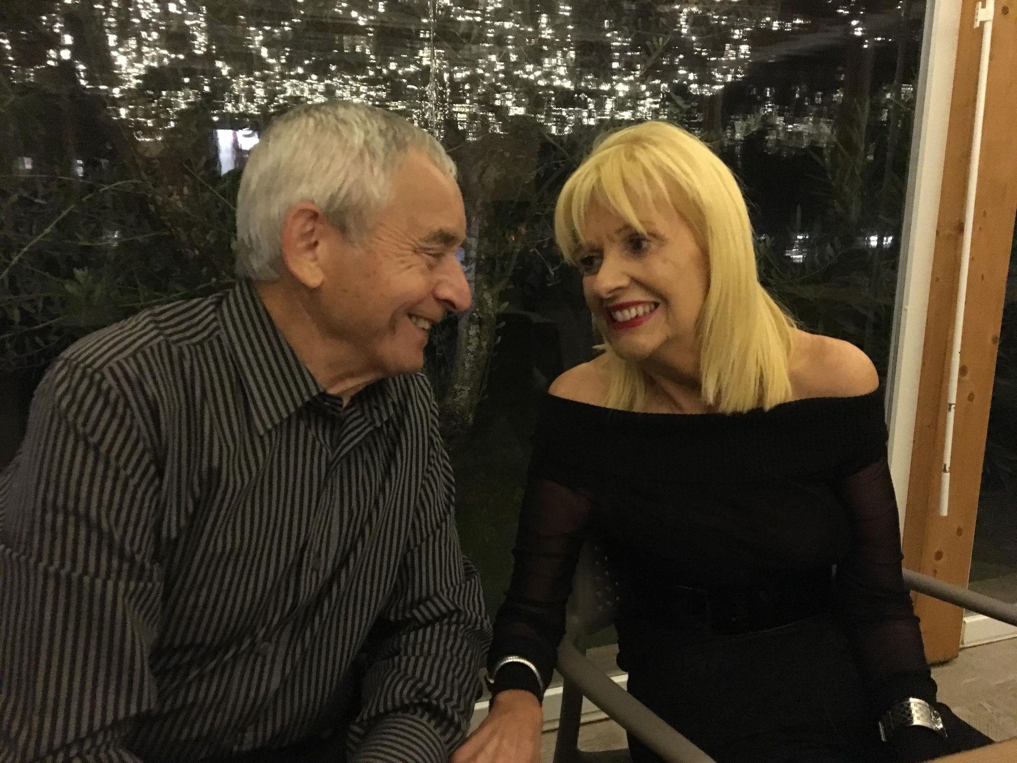 Erasmo and Eileen Grossi