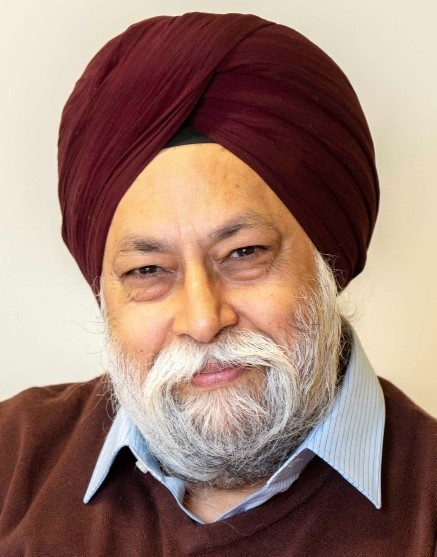 Gurpreet Singh, a retired surgeon at Southport & Ormskirk NHS Hospitals Trust, has been awarded an MBE in the Queen's Birthday Honours List 2020