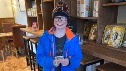 Marcus Rashford thanks Southport schoolboy who donated birthday money to local children