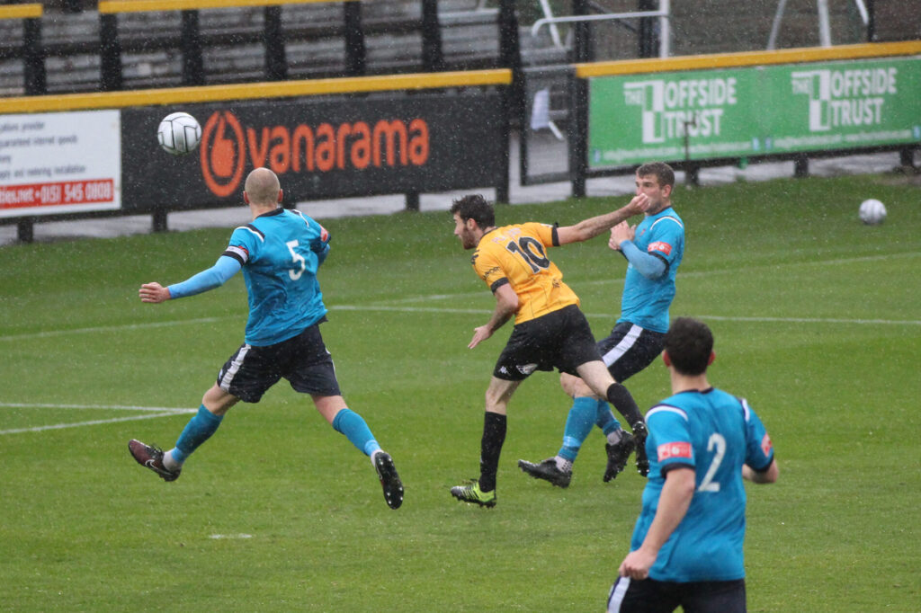Southport FC secured an FA Cup victory over Morpeth Town