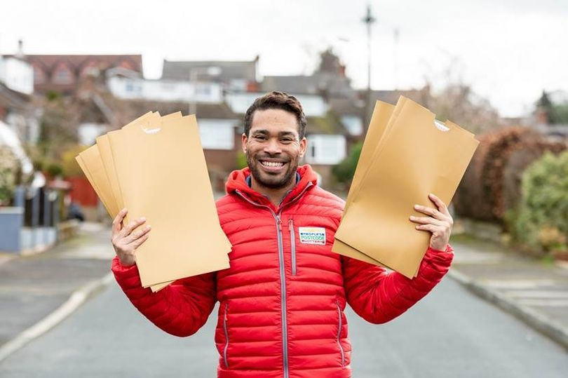 People's Postcode Lottery ambassador Danyl Johnson sent his well-wishes to the winners