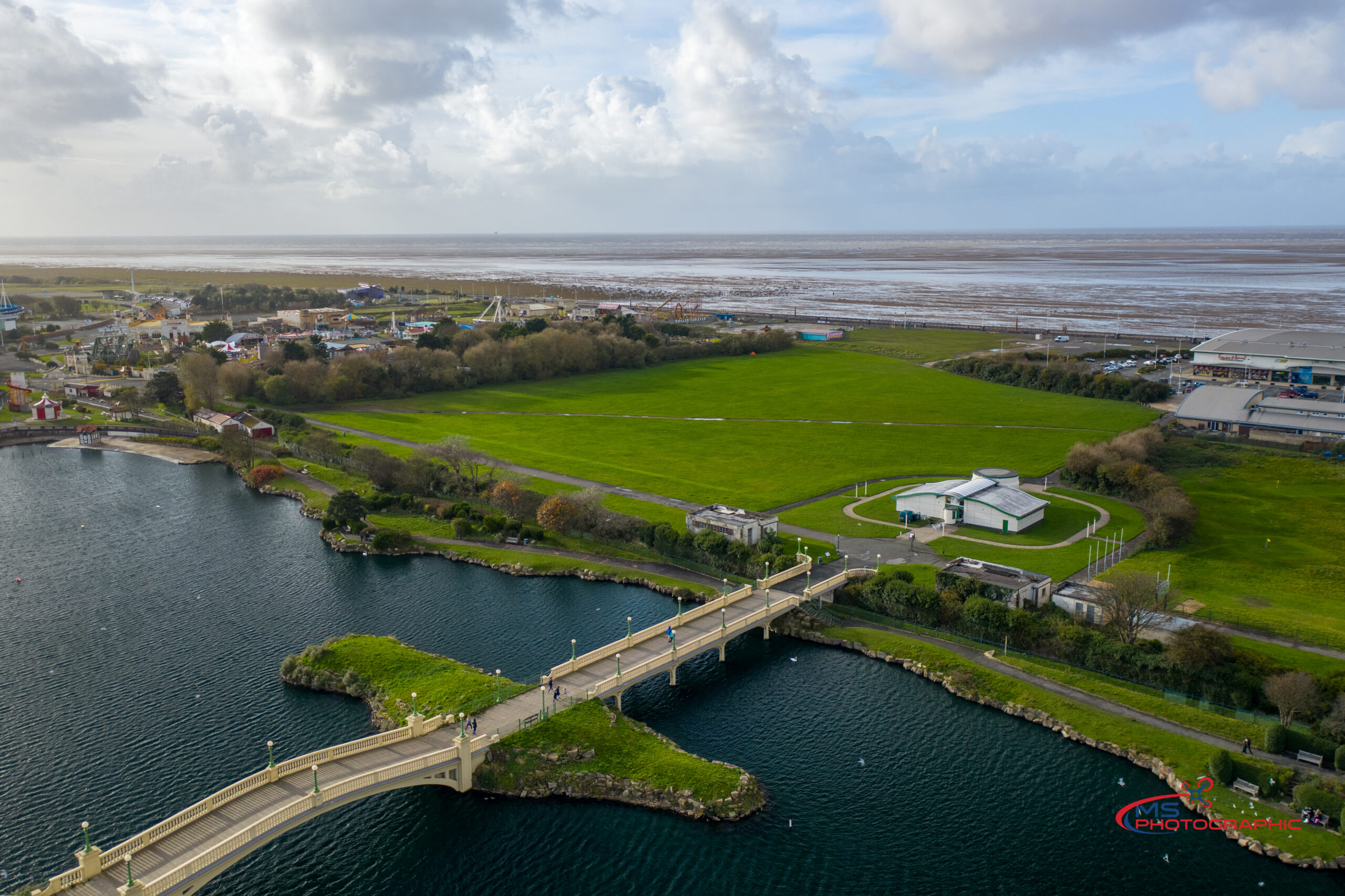 Princes Park in Southport. Photo by MS Photographic