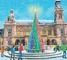 Queenscourt Hospice 2020 Christmas cards are now on sale