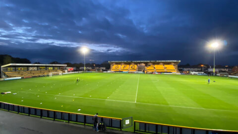 Southport FC sees National league North suspended for two weeks