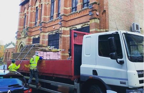 Work has begun on the new Techedia building in Southport