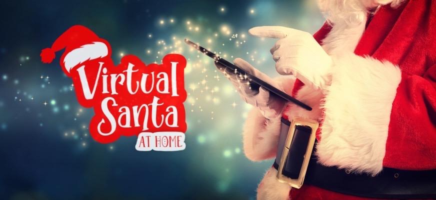 Virtual Santa At Home