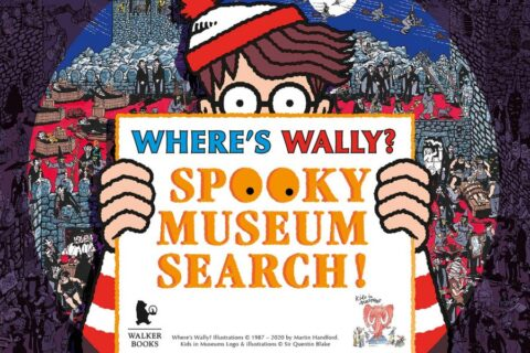 Where's Wally? The Atkinson in Southport invites families to search this October half term