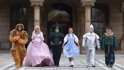 Wizard Of Oz pantomime in Southport this December is SOLD OUT