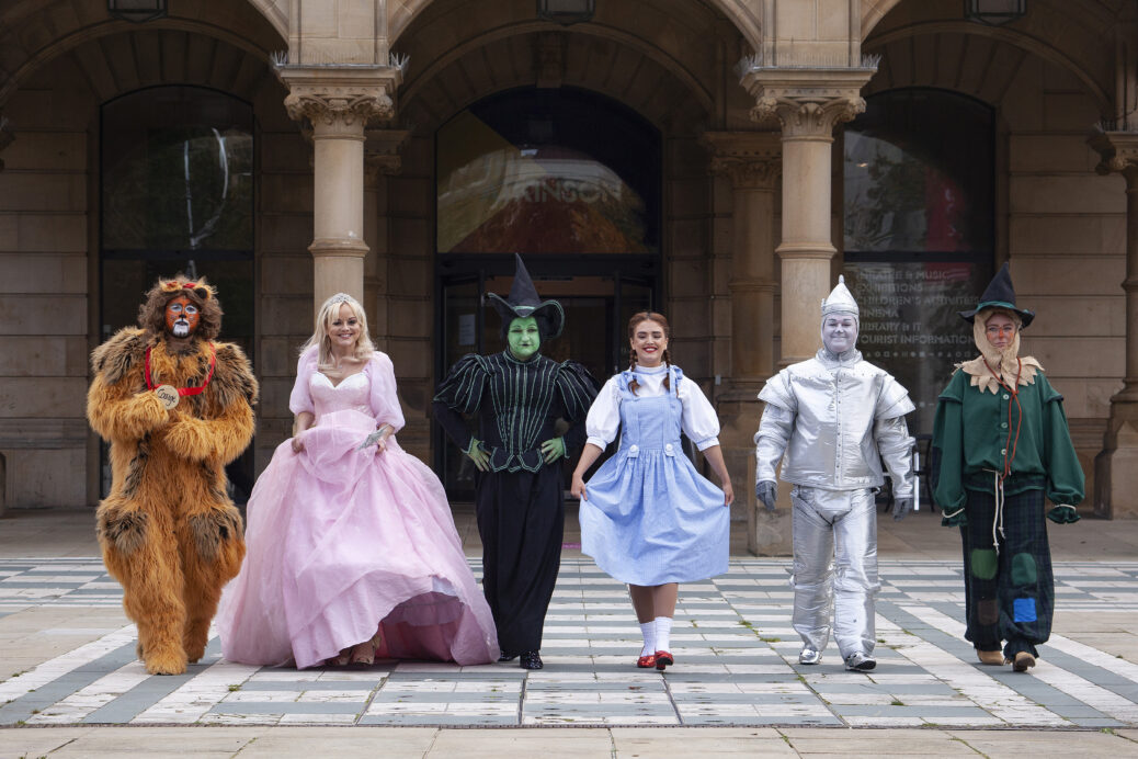 The Wizard Of Oz pantomime is coming to The Atkinson in Southport on December 18-31
