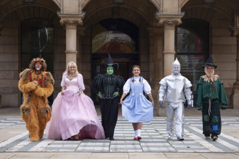 Wizard Of Oz panto follows the yellow brick road to Southport this Christmas