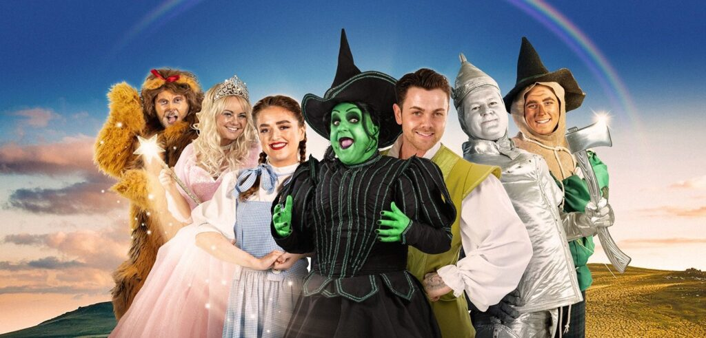 The Wizard of Oz is coming to The Atkinson in Southport during Christmas 2020