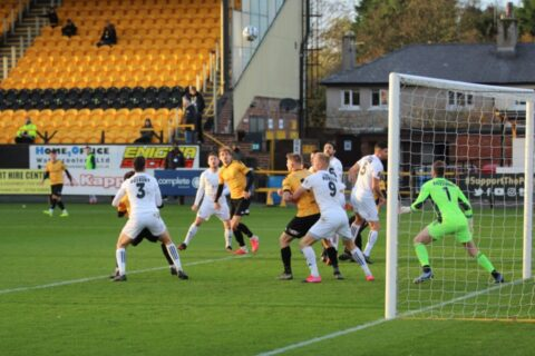 Southport FC votes to suspend 2020/21 season – but wants it cancelled