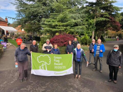 Botanic Gardens volunteers 'delighted' at ambition to improve historic park