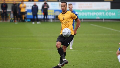 Moment of magic from Southport FC Captain earns vital win over Kettering