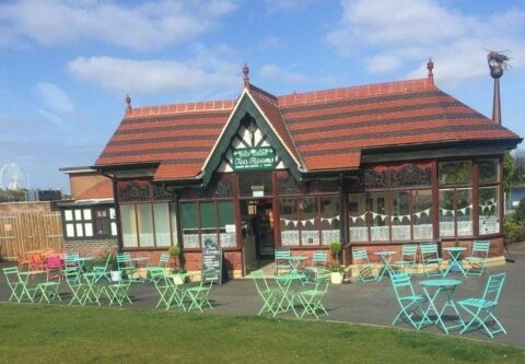 Kings Gardens Tea Room in Southport honoured at Liverpool City Region Tourism Awards 2020