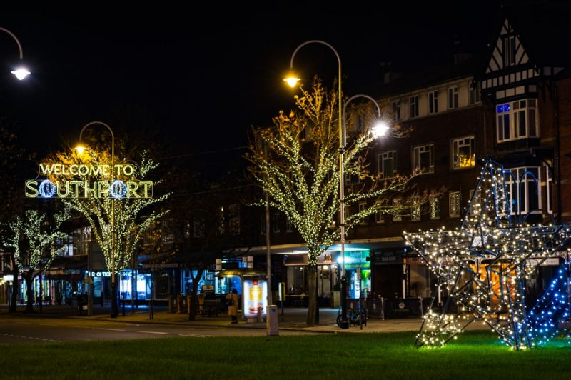 The lights along Lord Street in Southport are being replace by local firm IllumiDex UK Ltd thanks to Southport BID