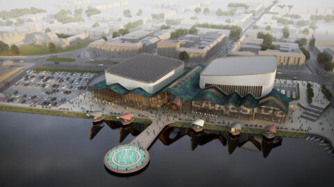 Revealed: How new Southport Marine Lake Events Centre to replace Southport Theatre could look