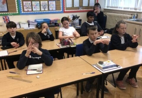Southport school delivers daily mindfulness lessons to support pupils' mental health