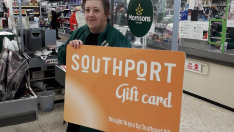 Morrisons supermarket in Southport 'delighted' to now accept new Southport Gift Card