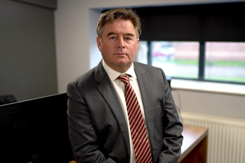 Southport Pleasureland CEO Norman Wallis