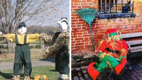 Make a scarecrow – and help raise money for Southport Foodbank