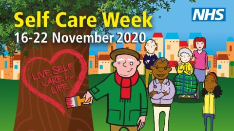 Self Care Week 2020 sees NHS ask people to make changes to boost their health
