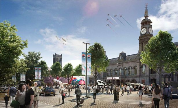 How Lord Street in Southport could look under the Soputhport Town Deal plans