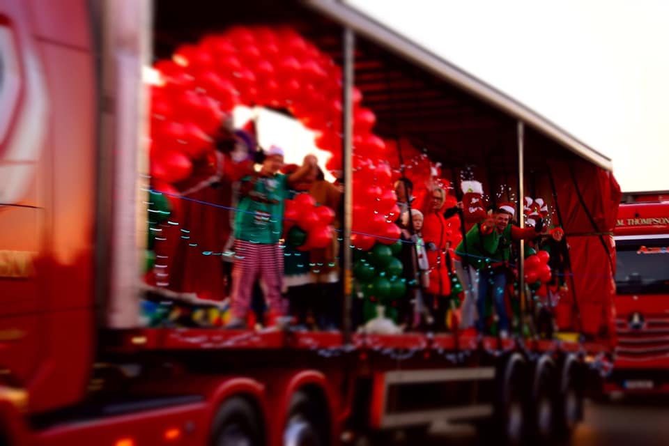 Southport Christmas Charity Parade