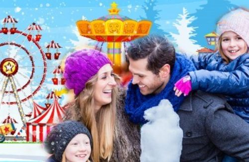 Families can enjoy Winter at Southport Pleasureland