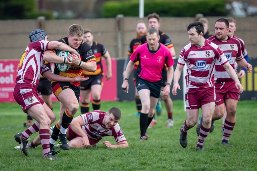 Southport Rugby Union Football Club. Photo by Angus Matheson of Wainwright & Matheson Photography