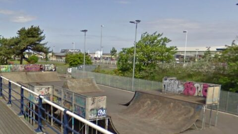 Southport Skatepark set for revamp as council orders four new ramp structures