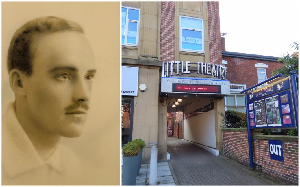Vyvian Pedlar and the Little Theatre in Southport
