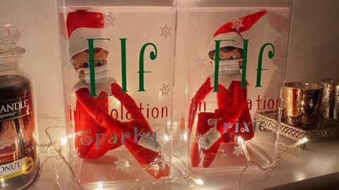 19 places we've spotted Elf On The Shelf in Southport at Christmas 2020