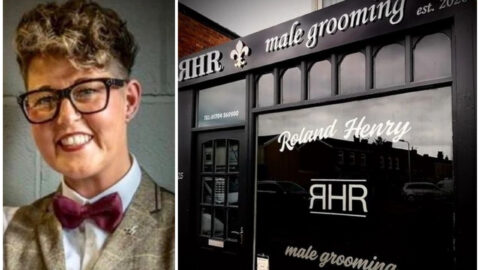 Top barber opens RHR Male Grooming in Birkdale after 23 years in the industry
