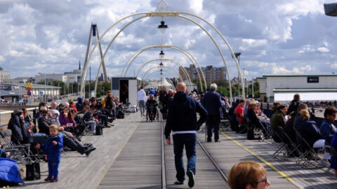 Southport Air Show fans can buy Pier Viewing tickets for first time
