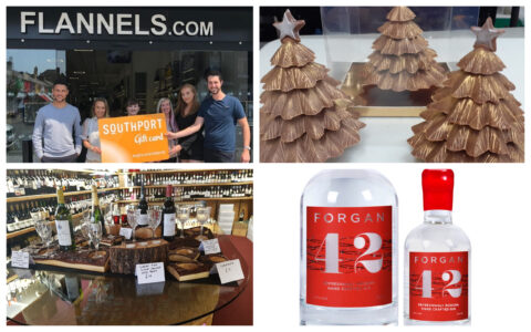 Southport Christmas Gift Guide 2020 with great ideas from local businesses