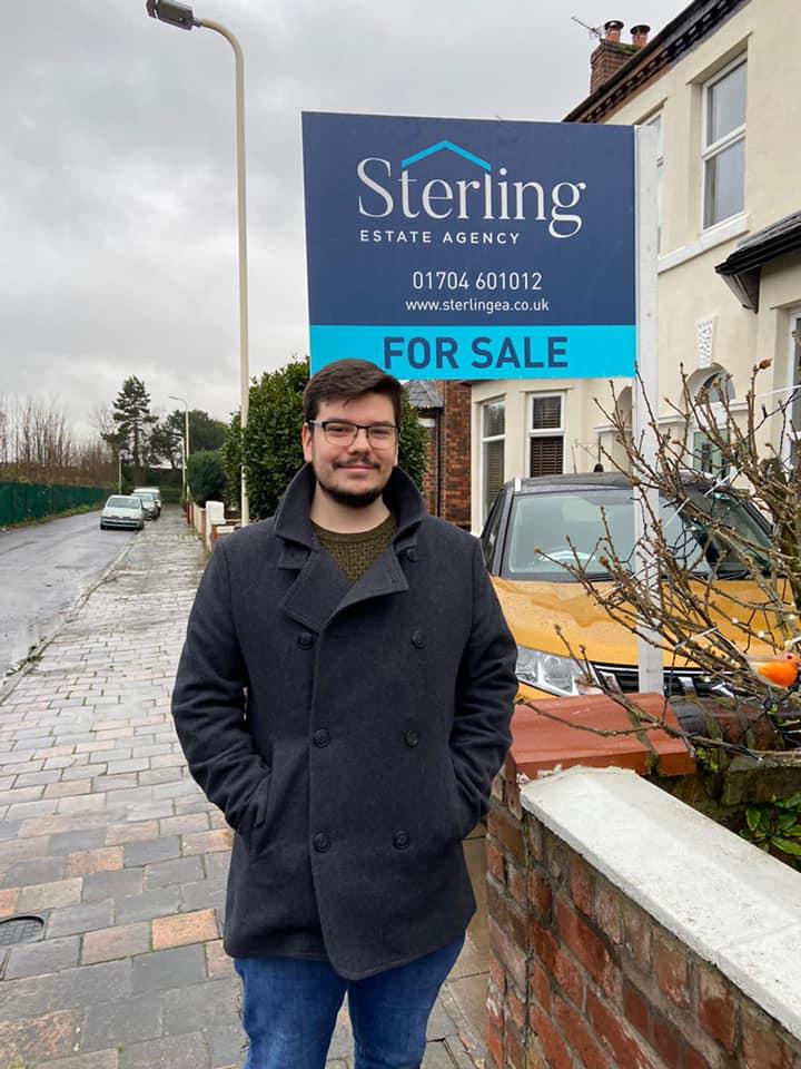 Sterling Estate Agency Director Mark Jackson