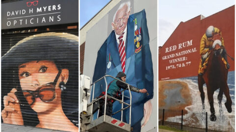 Street art in Southport – 11 stunning works you must see when you visit seaside resort