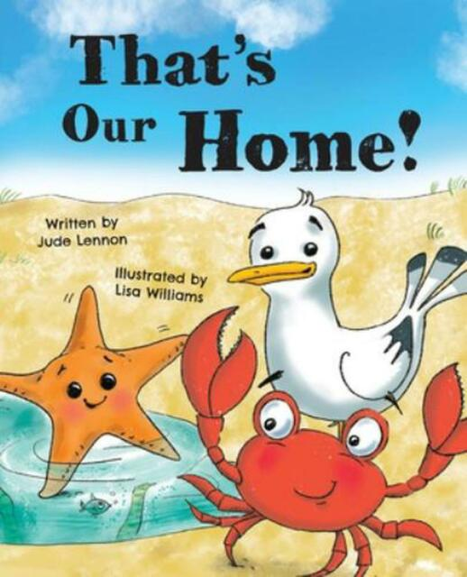 That's Our Home by Jude Lennon
