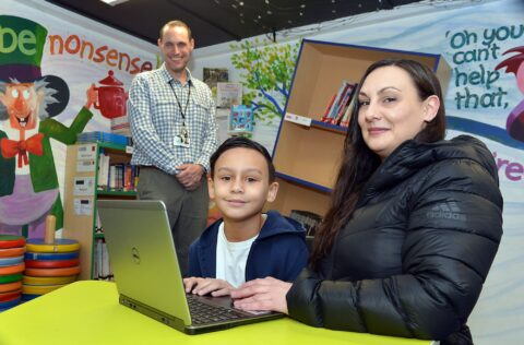 Cash For Connectivity: Stand Up For Southport asks readers to help children access home learning