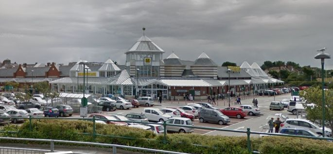 Morrisons supermarket in Southport. Photo by Andrew Brown Media
