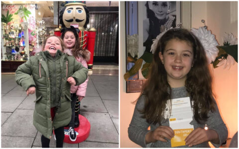 Southport Nutcracker Trail selfie winners revealed as they win Southport Gift Cards