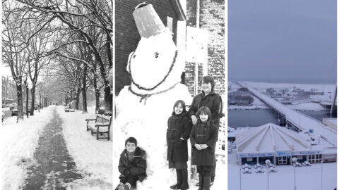 Southport Nostalgia: Snow in Southport from the 60s, 80s and the big freeze on 2010