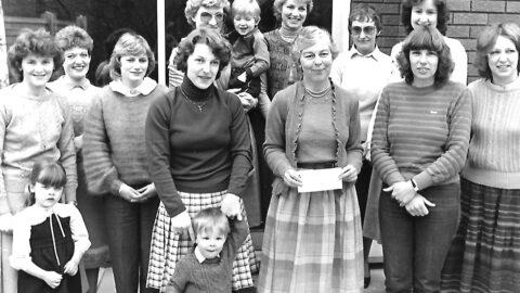 Southport Nostalgia: 1980s photos of Boys Brigade, Royale's, Crossens Wives and Kew Prep School