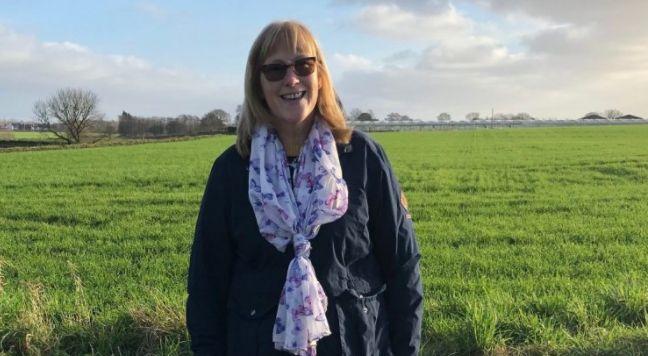Sefton Council Covid-19 vaccine volunteer Barbara Fearns