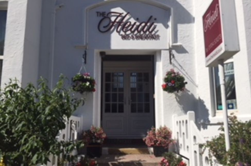 The Heidi Bed & Breakfast in Southport