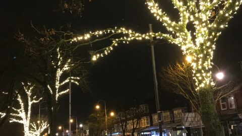 Southport BID drive to light up Lord Street continues with first side complete