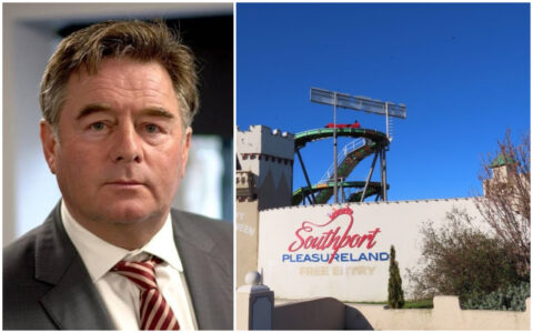 Lord Blunkett hails Town Deal as an 'excellent initiative' as Southport awaits decision