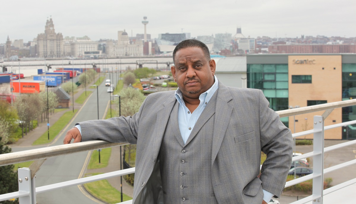 Asif Hamid MBE, Chair of the Liverpool City Region Local Enterprise Partnership (LEP)