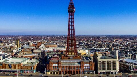 Blackpool Tower to be relocated to Southport to strengthen links between resorts